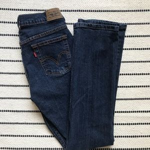 Levi's 505 Straight Size Small